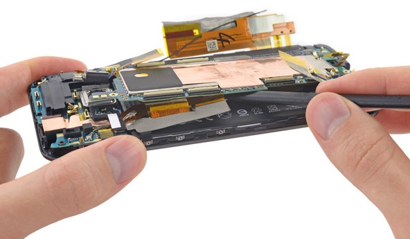 HTC One M9 iFixit