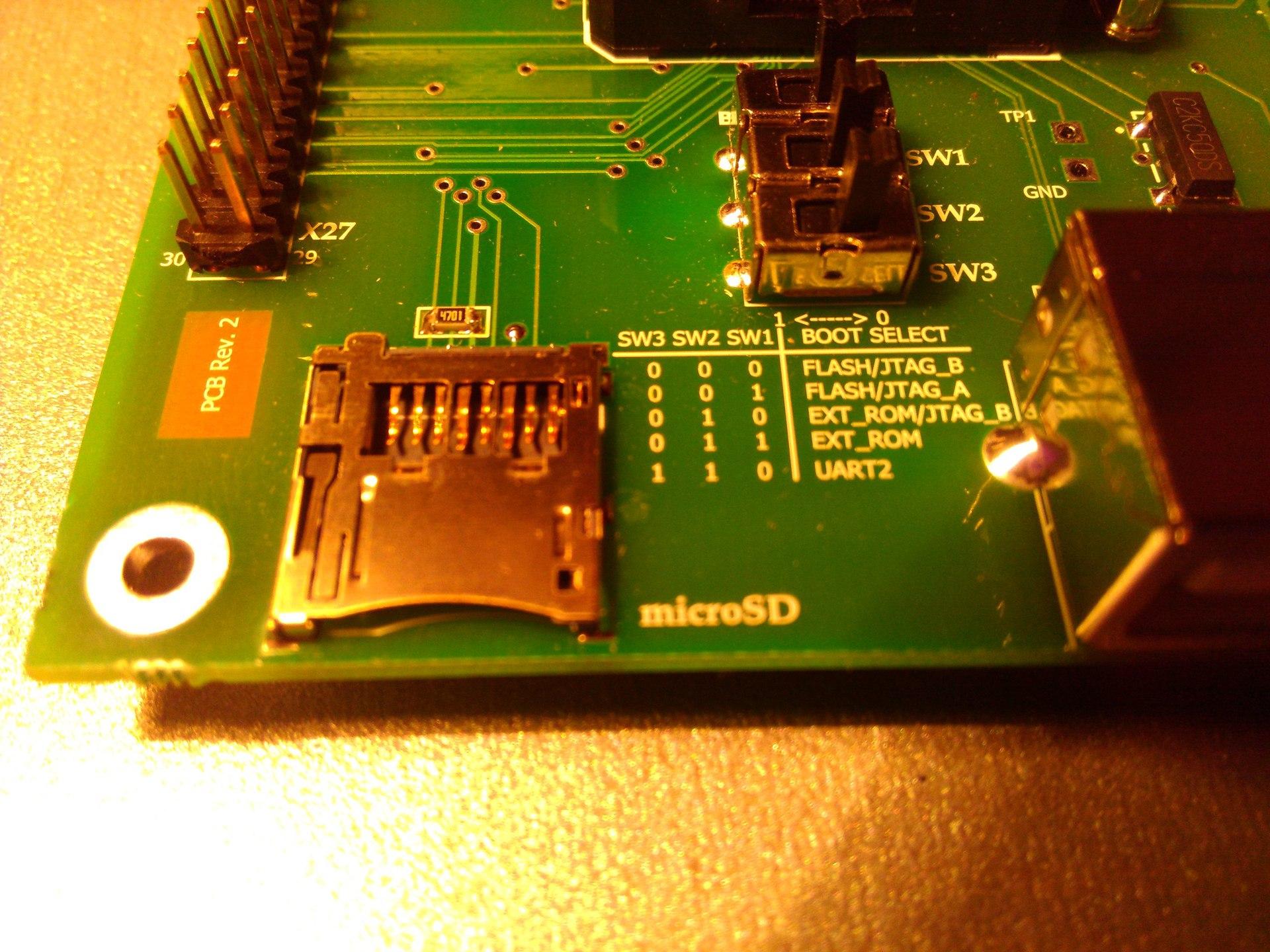 Переходим с STM32F103 на К1986ВЕ92QI. Или первое знакомство с российским микроконтроллером - 13