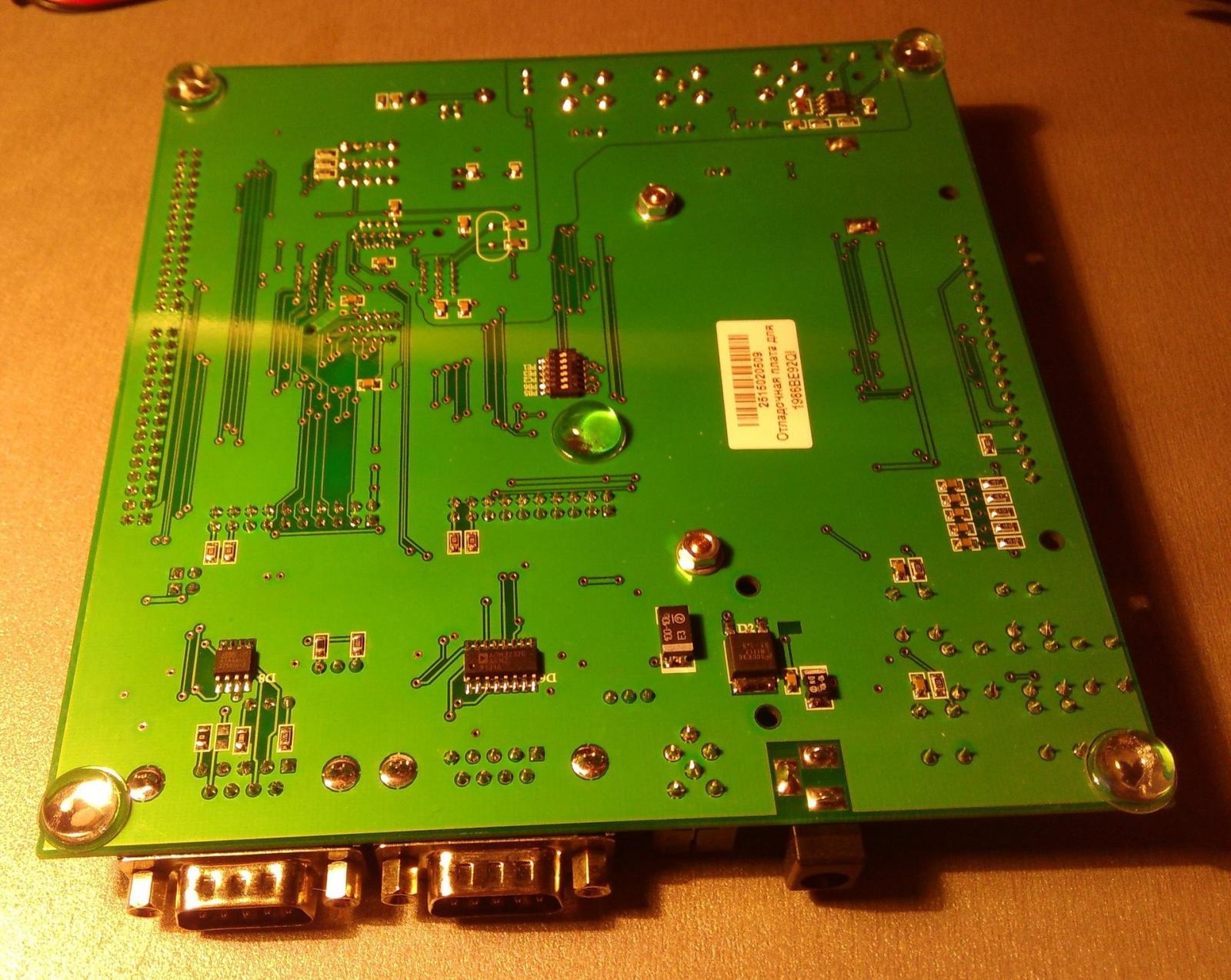 Переходим с STM32F103 на К1986ВЕ92QI. Или первое знакомство с российским микроконтроллером - 15