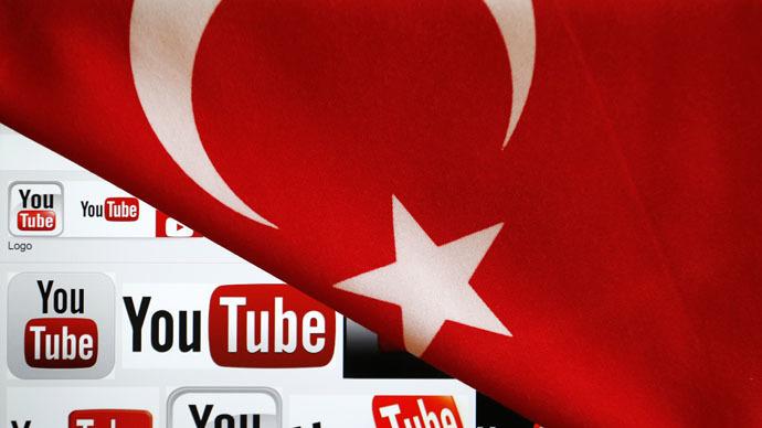 Турция заблокировала 166 сайтов, в том числе YouTube (из-за фото заложника) - 1