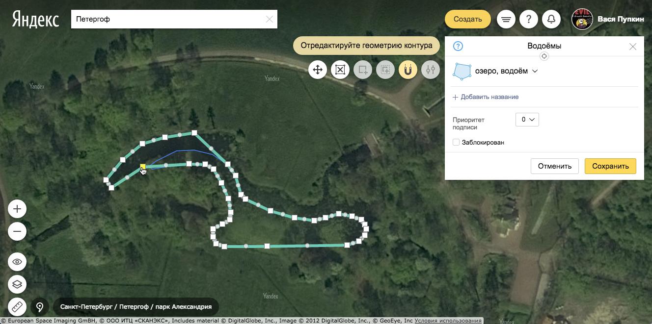 Новые Яндекс.Карты, которые каждый теперь может поправить сам - 12