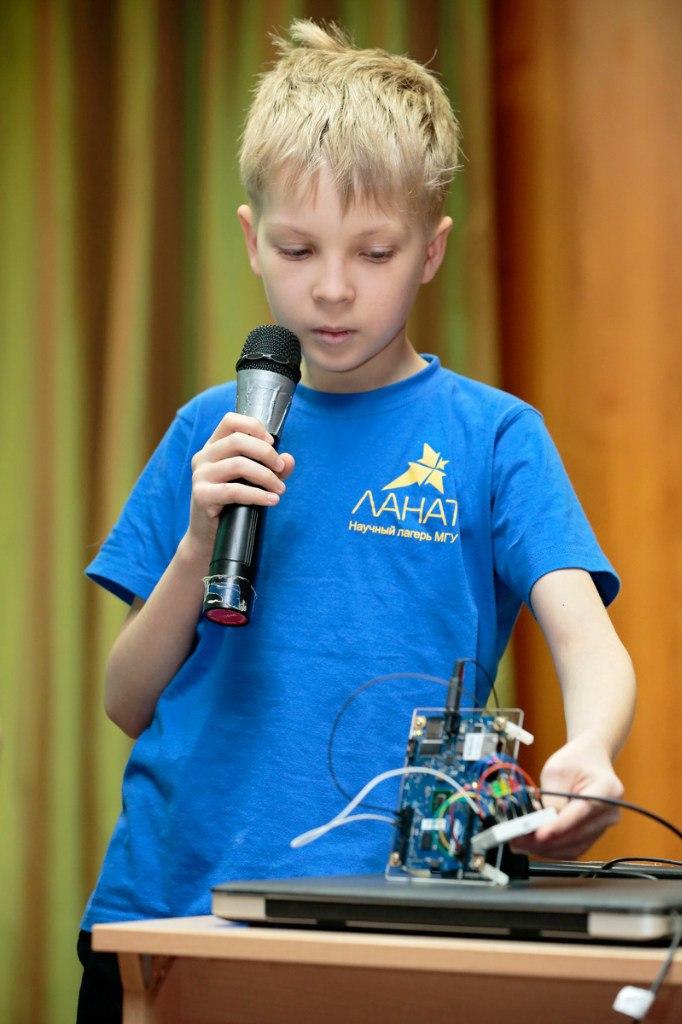 Intel Edison. Как учить детей программировать - 3