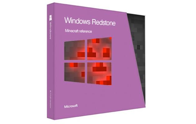 Будущее обновление Windows 10 назвали по имени предмета из Minecraft - 1