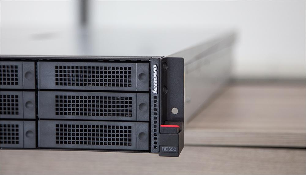ThinkServer RD650: анатомия сервера нового поколения от Lenovo - 1