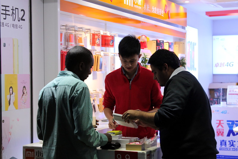 Электронный рынок HuaQiangBei в Шэньчжэне - 15