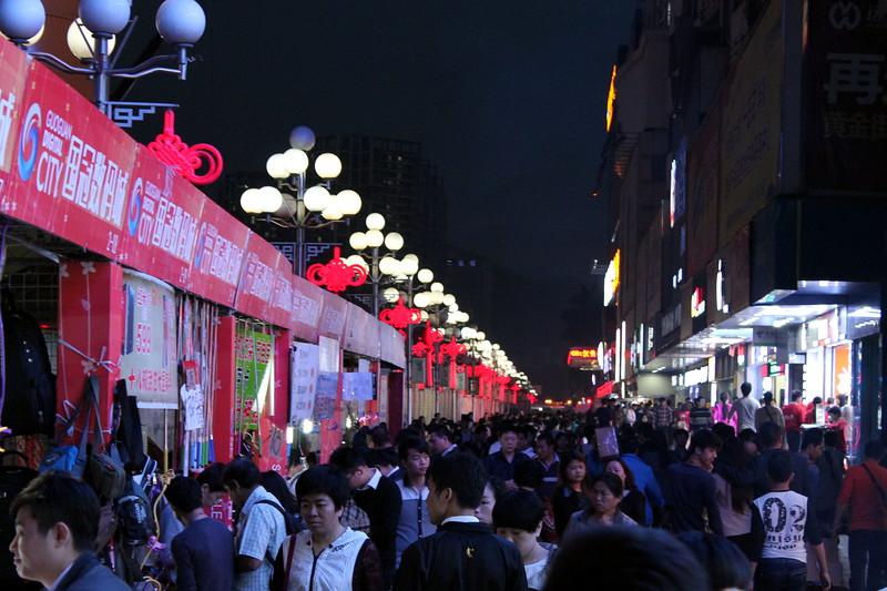 Электронный рынок HuaQiangBei в Шэньчжэне - 21