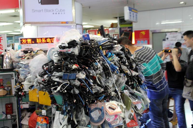 Электронный рынок HuaQiangBei в Шэньчжэне - 4