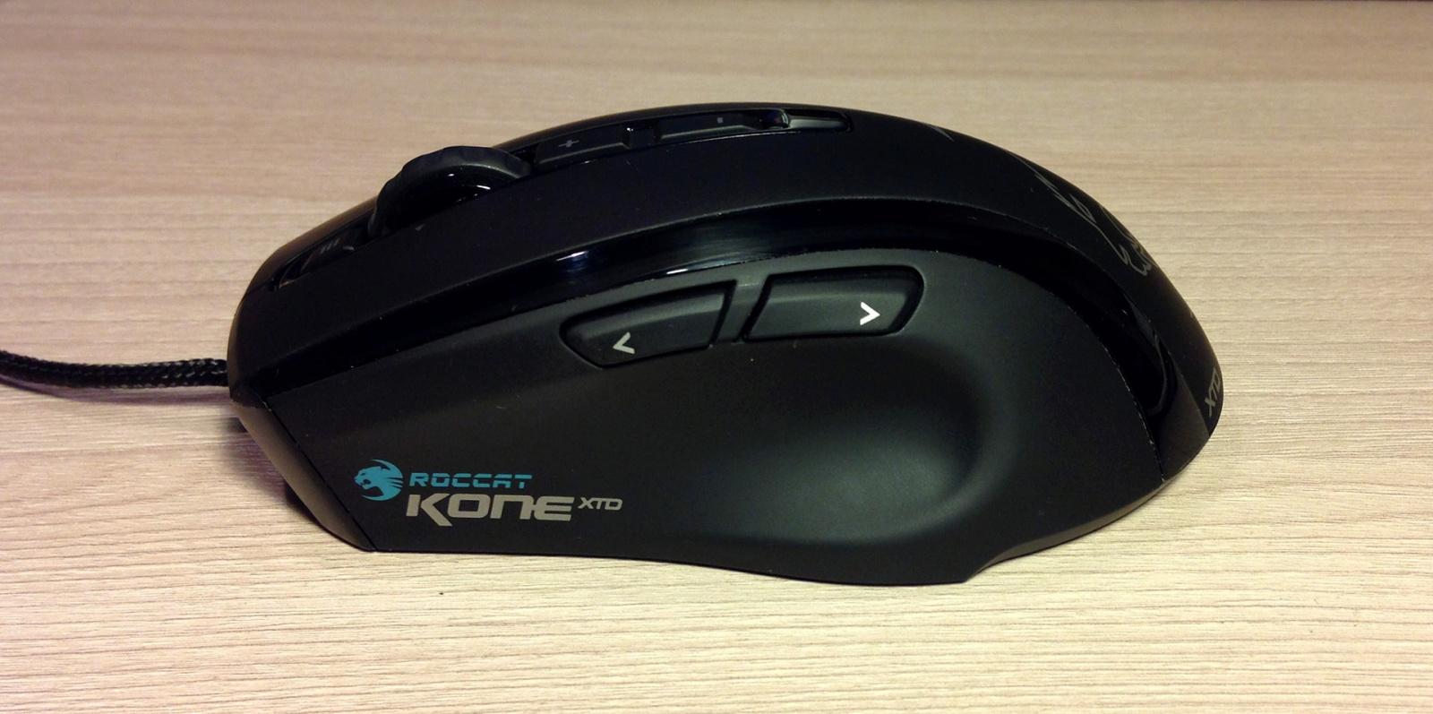 Мышки топ-сегмента – Roccat Kone XTD и Roccat Kone XTD Optical - 10
