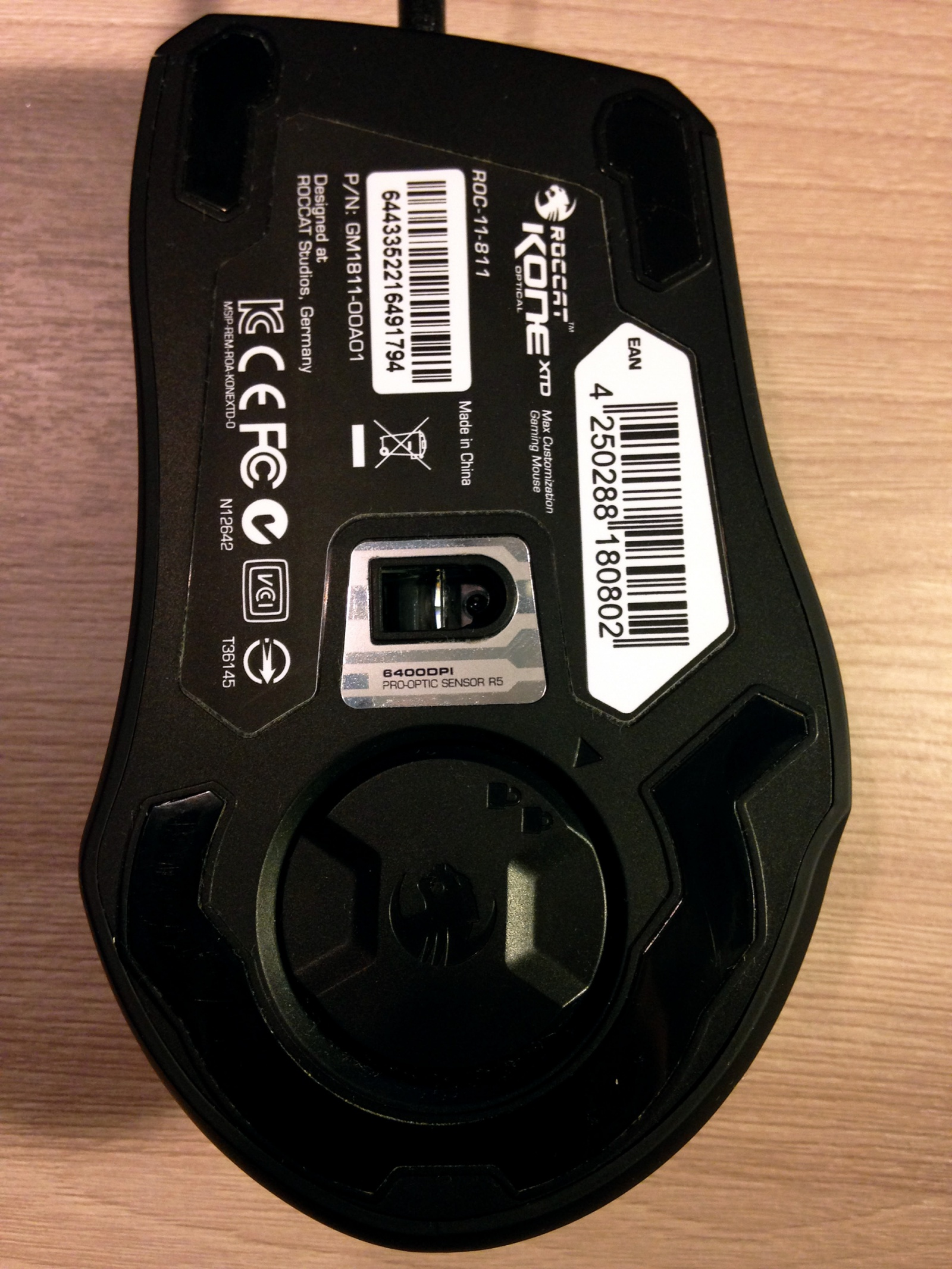 Мышки топ-сегмента – Roccat Kone XTD и Roccat Kone XTD Optical - 17