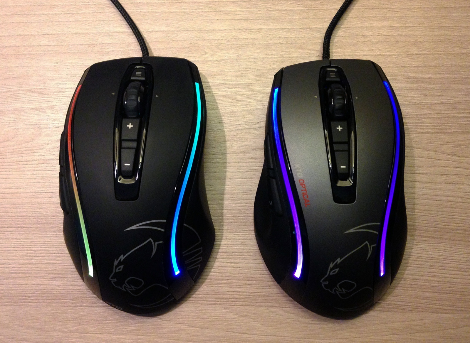 Мышки топ-сегмента – Roccat Kone XTD и Roccat Kone XTD Optical - 2