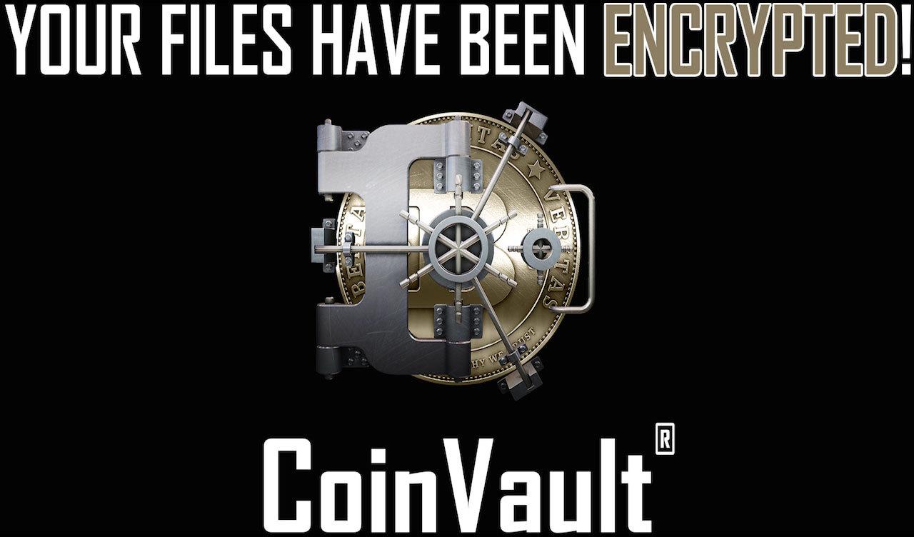 Разработано приложение, которое восстанавливает файлы, зашифрованные CoinVault - 1