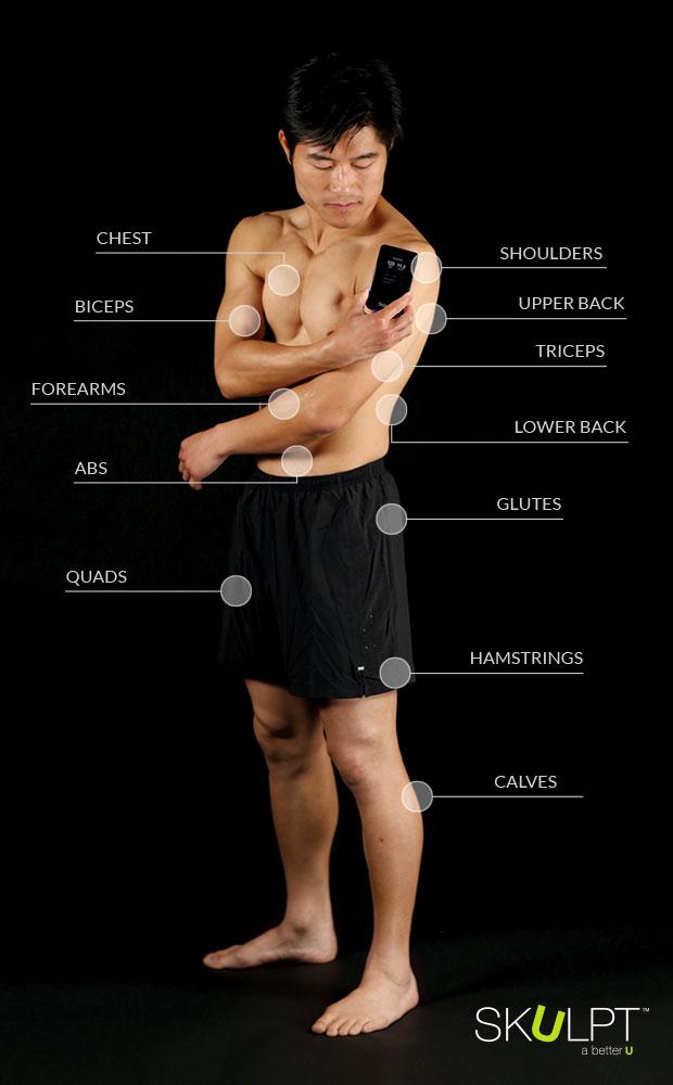Skulpt Aim поможет следить за состоянием мускулов и прогрессом тренировок: обзор + анбоксинг девайса - 2