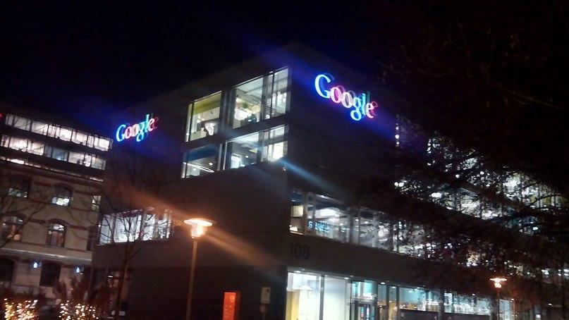 Гугл-Цюрих глазами сибиряка-фрилансера - 1