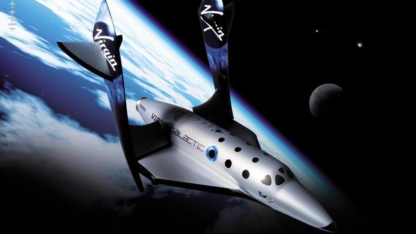 Virgin Galactic построит и испытает новый космический корабль до конца года - 1