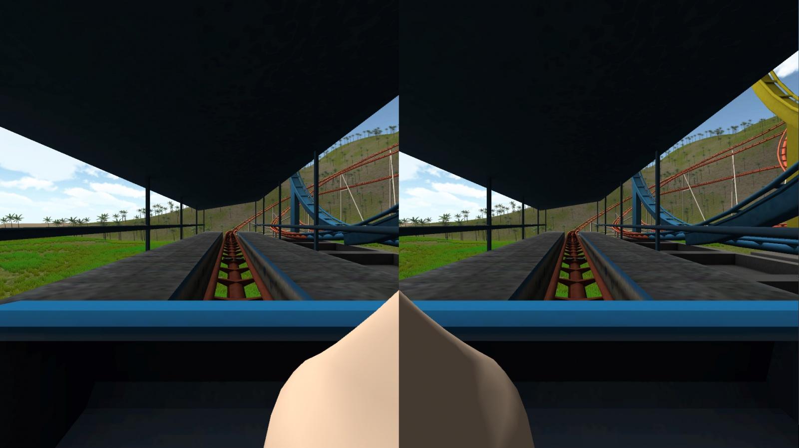 Чтобы не укачивало, виртуальной реальности нужен нос - 1