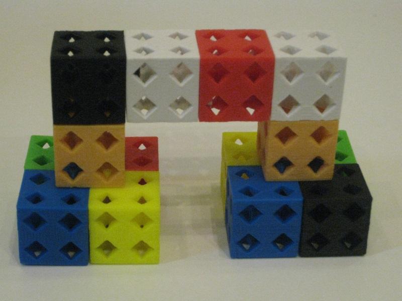 Кубикостроение — продолжение - 1