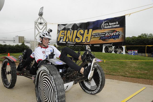 Российская команда победила в конкурсе 2015 NASA Human Exploration Rover Challenge - 12