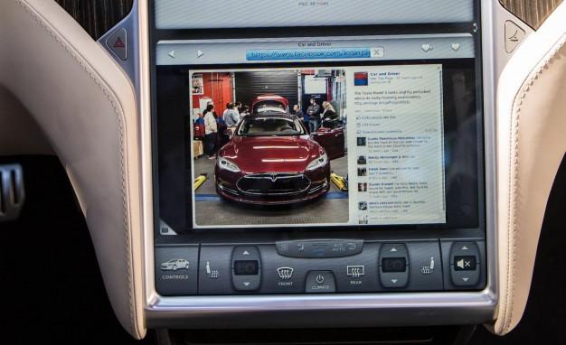 На конференции Defcon можно взломать электрокар Tesla - 1