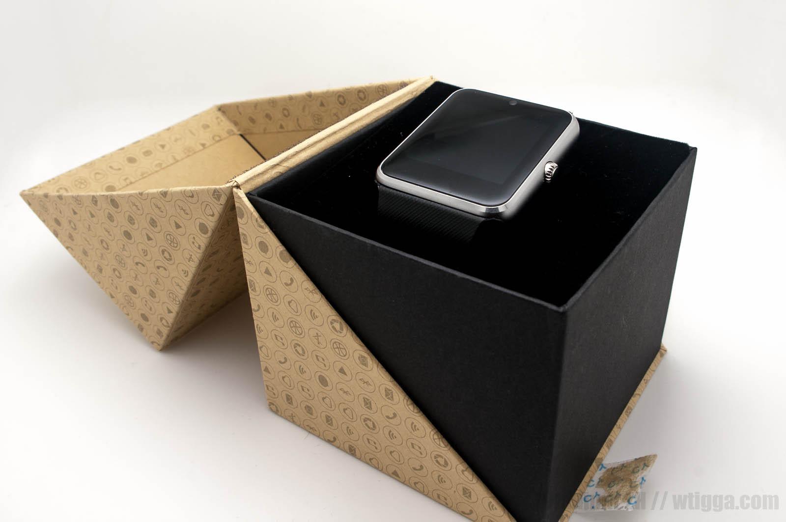 GT08: Яблочные часы «для бедных» - 3