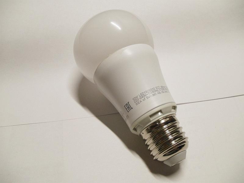 Сага о светодиодных лампах. Лампы из IKEA - 2