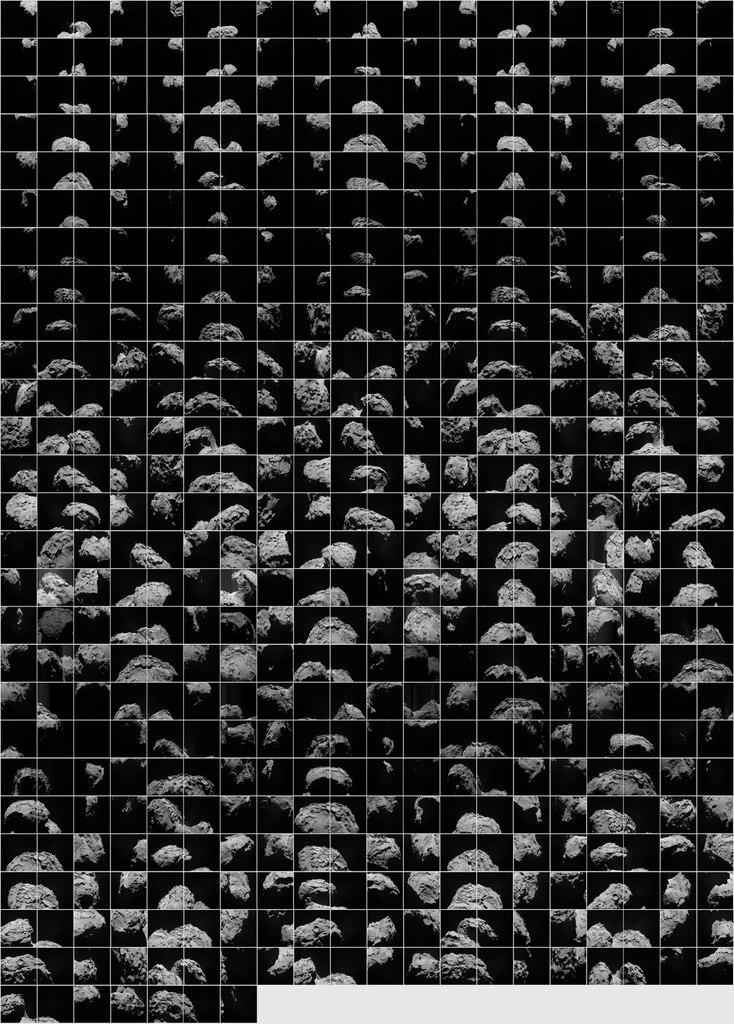 ESA публикует все снимки Rosetta и Philae: фотогалерея кометы Чурюмова-Герасименко от «А» до «Я» - 3