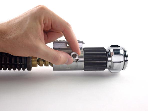 Разборка светового меча от iFixit: 10 из 10 по шкале ремонтируемости - 7