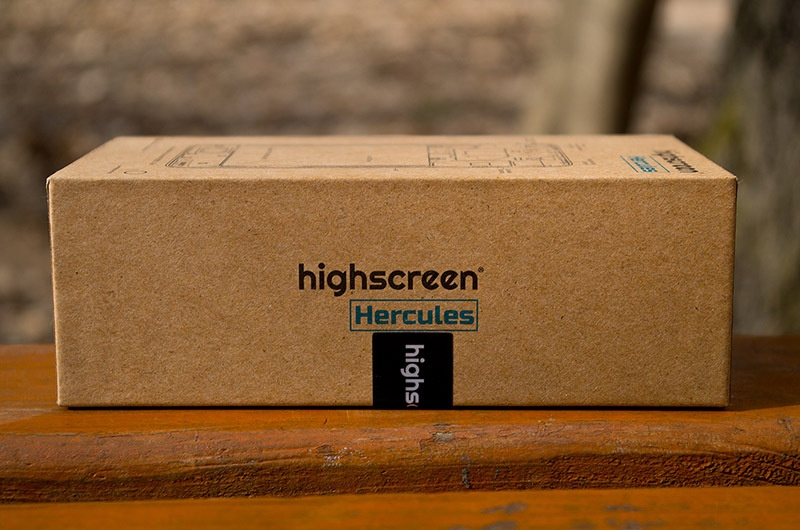 Highscreen Hercules — Геракл в мире Android - 2