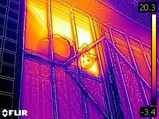 Котэ. Изображение с прототипа FLIR C2