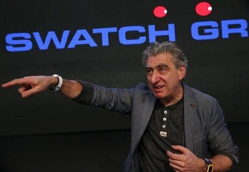 Глава Swatch пообещал умные часы с полугодовой автономностью - 1
