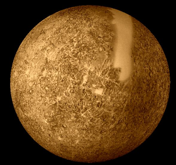 Знакомство и прощание с Меркурием - 2