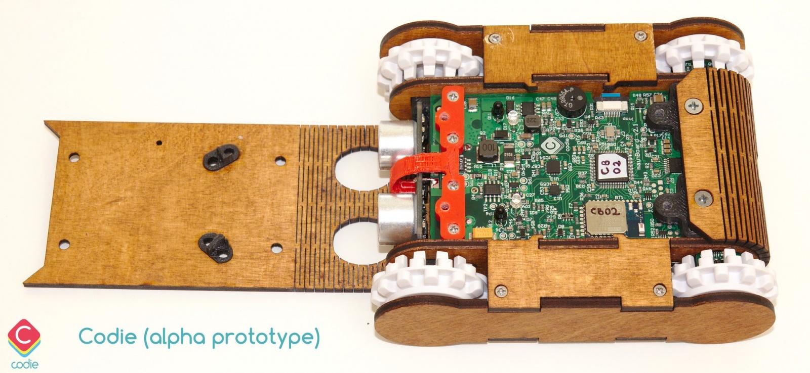Codie — робот, который учит программировать - 3