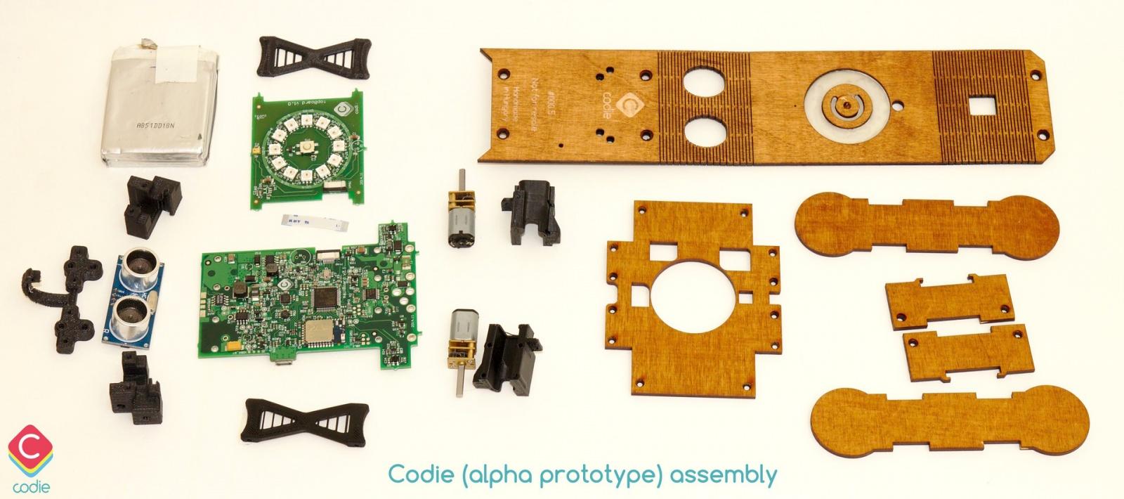 Codie — робот, который учит программировать - 4