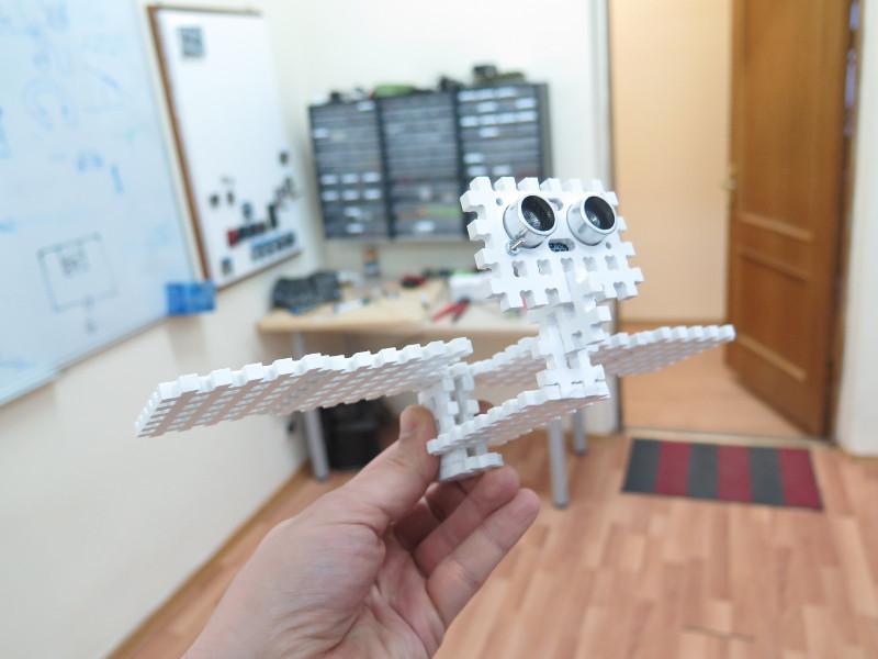 Как мы придумывали конструктор для детской робототехники. #1 - 11