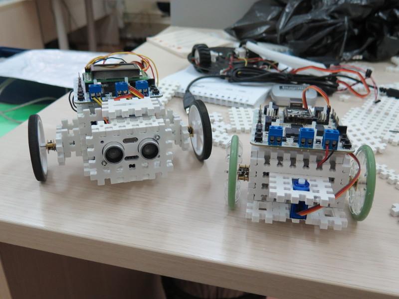 Как мы придумывали конструктор для детской робототехники. #1 - 19