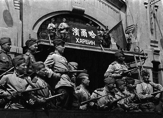 Вторая Мировая Война глазами Китая - 1