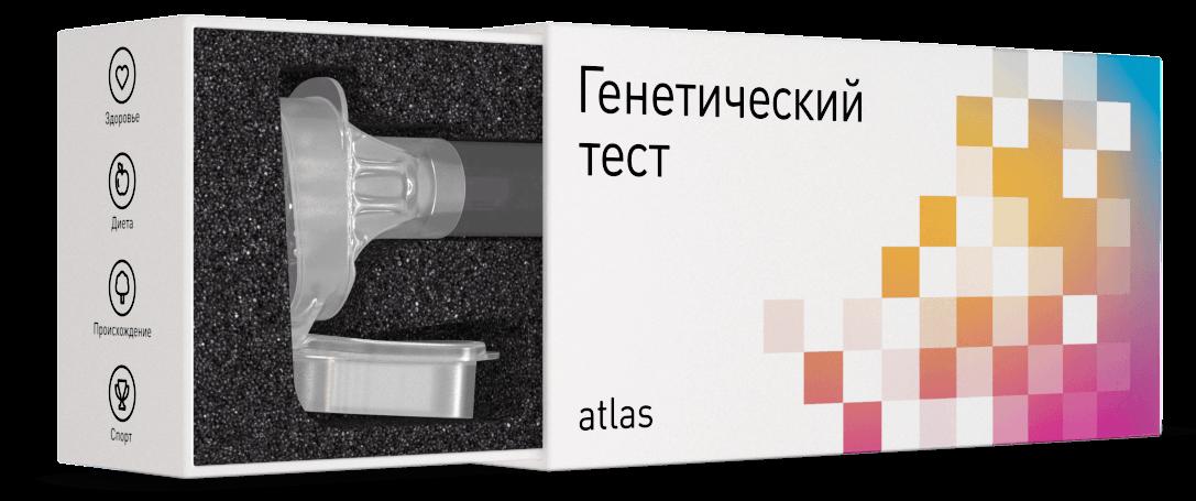 Раз плюнуть: обзор и результаты генетического теста Атлас и дайджест основных ДНК-тестов в России и мире - 2