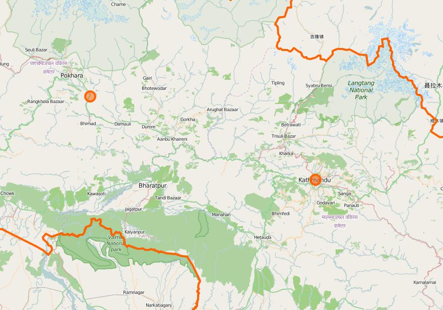 Армия добровольцев помогала спасать непальцев, обновляя данные открытых карт - 1