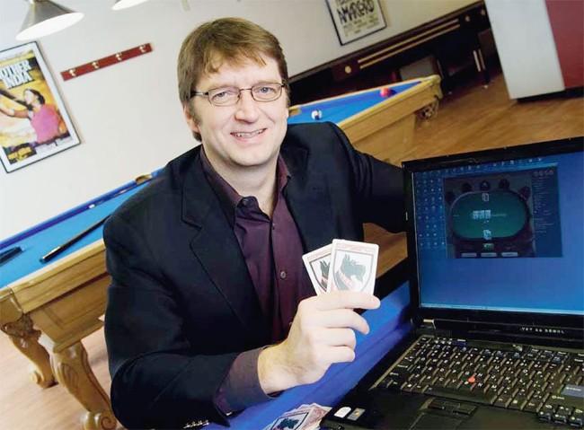 «Победа» профессионалов над покерной программой статистически является ничьей - 1