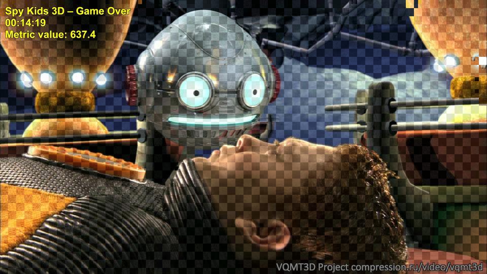 Почему от 3D болит голова - Часть 6: Искажения цвета - 28