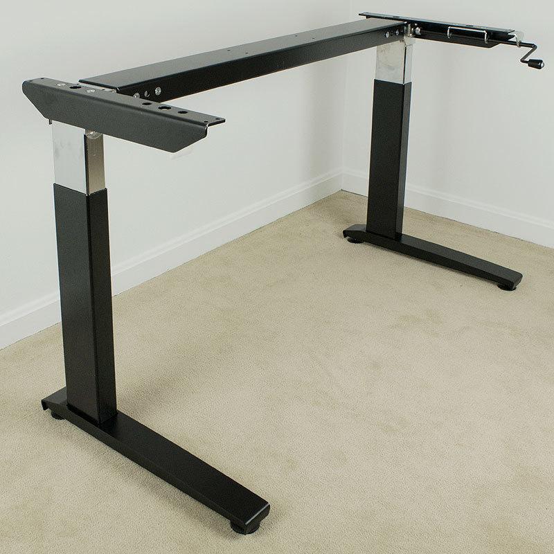 Обзор столов для работы сидя-стоя - 20