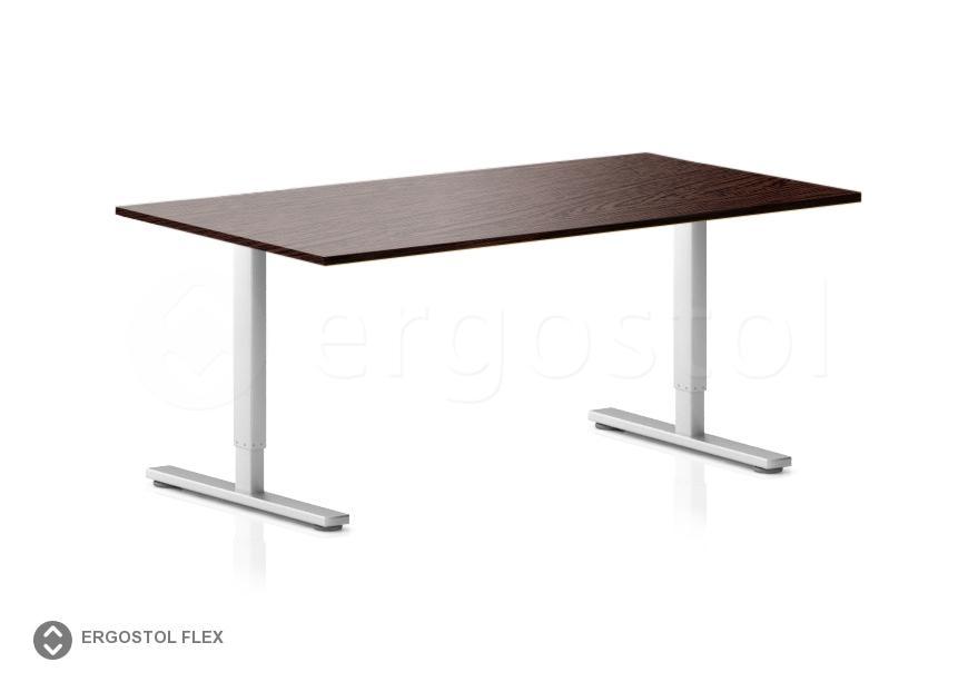 Обзор столов для работы сидя-стоя - 27