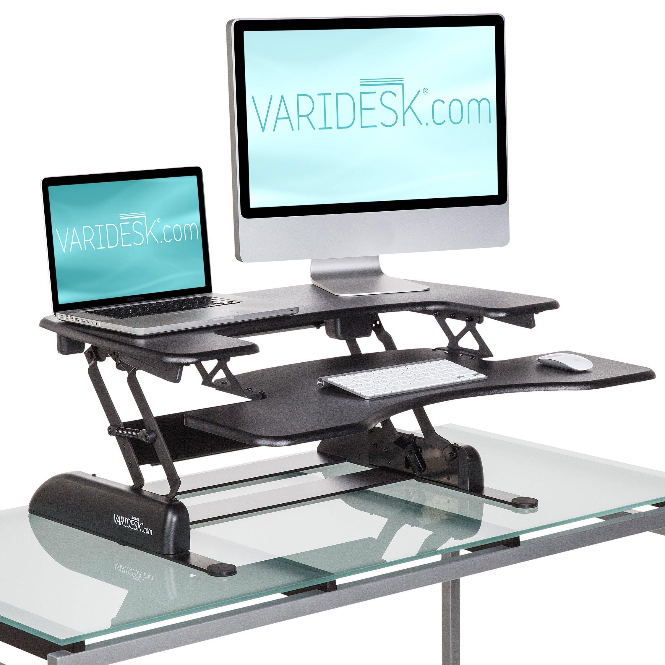 Обзор столов для работы сидя-стоя - 5