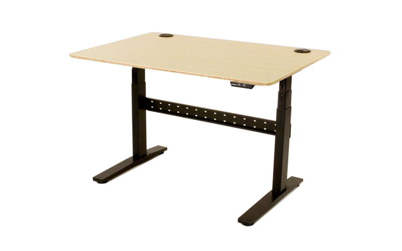 Обзор столов для работы сидя-стоя - 9