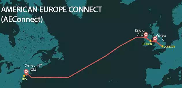 Microsoft инвестирует в трансокеанические кабели - 2