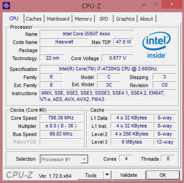 Обзор ультрабука ASUS UX501JW - 2