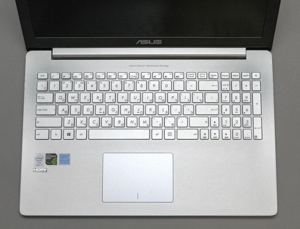 Обзор ультрабука ASUS UX501JW - 23
