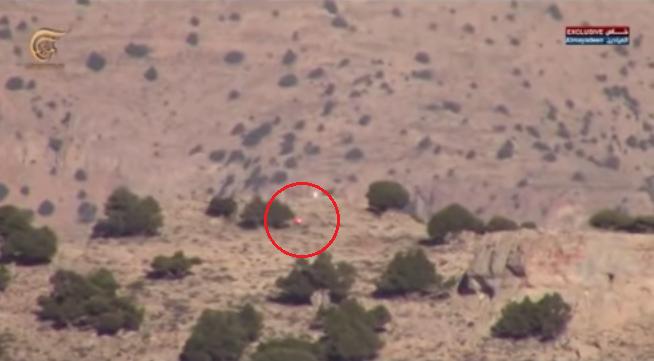 Боевое применение мультикоптера в Сирии - 10