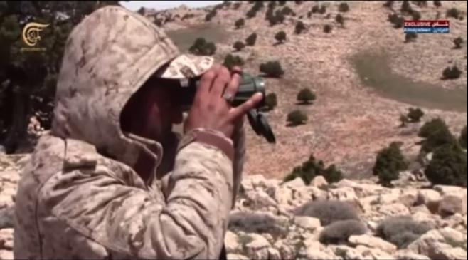 Боевое применение мультикоптера в Сирии - 3