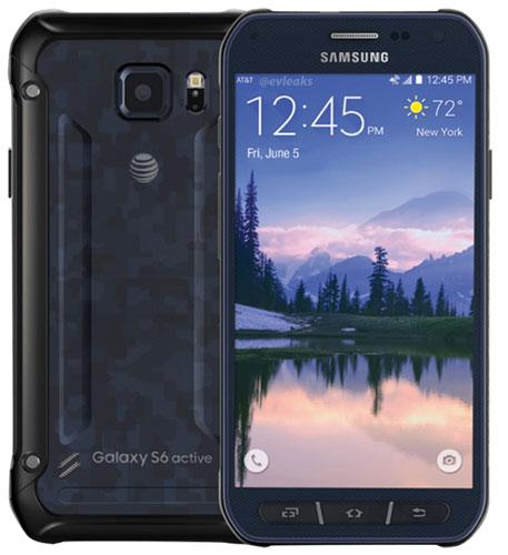 Смартфон Samsung Galaxy S6 Active имеет усиленное исполнение