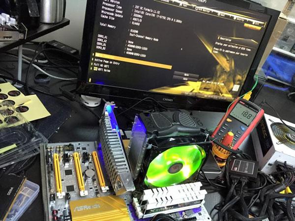 Настольные процессоры Intel Core i5-5675C и Core i7-5775C (Broadwell) уже начали поступать сборщикам ПК